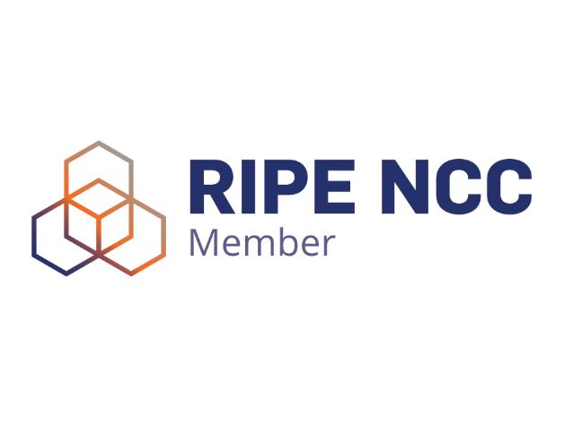 RIPE NCC Member